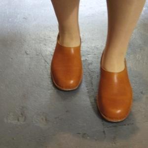 靴できました